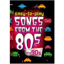 Easy-to-play - Songs from the 80s and 90s, Violin