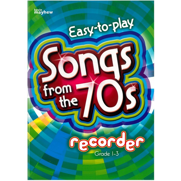 Easy-to-play - Songs from the 70s, Recorder