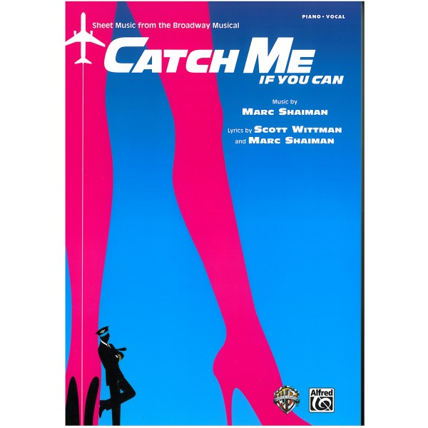 Catch Me If You Can (The Broadway Musical)