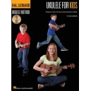 The Hal Leonard Ukulele Method: Ukulele For Kids
