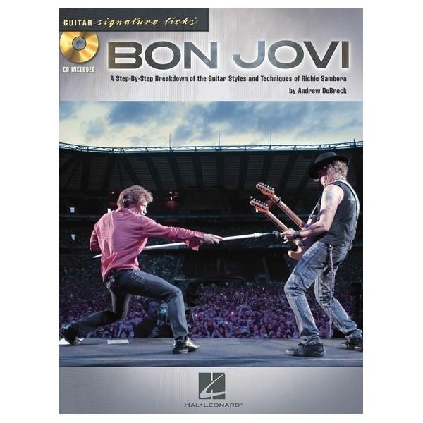 Signature Licks Guitar: Bon Jovi