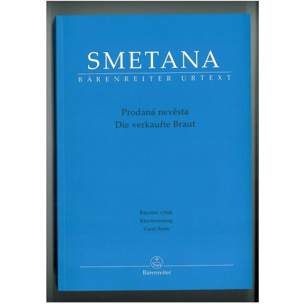 Smetana, Bedrich - Prodana nevesta