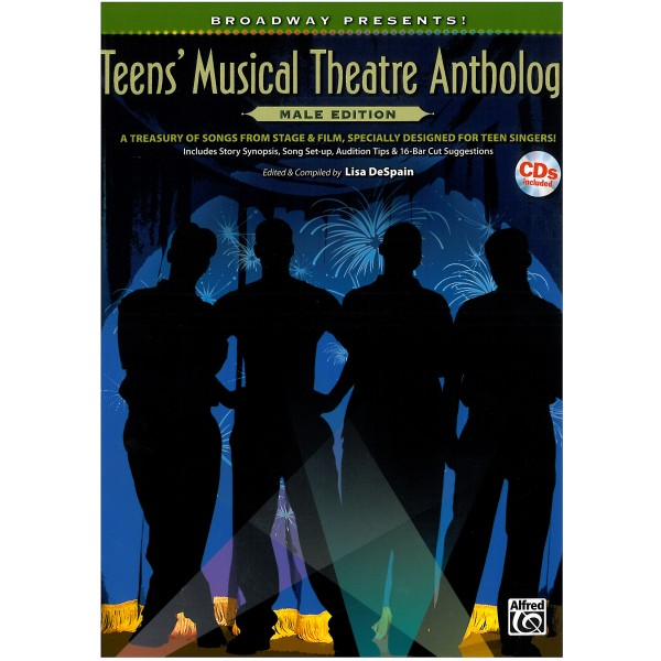 Teens' Musical Theatre Anthology - Male Edition
