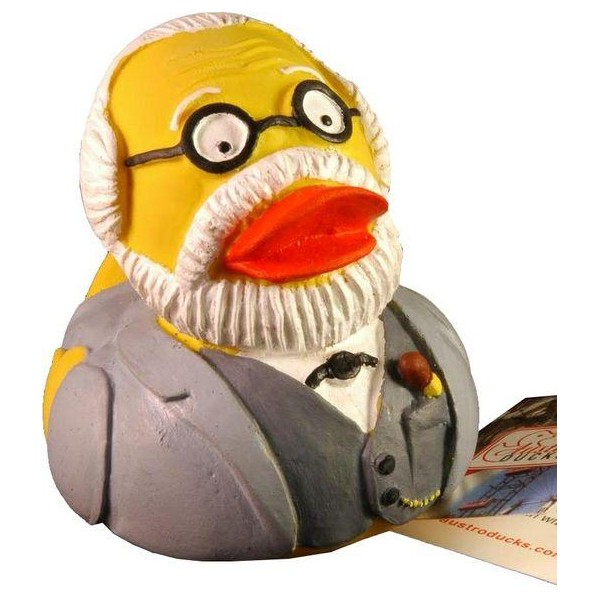 The Freud Rubber Duck - 0