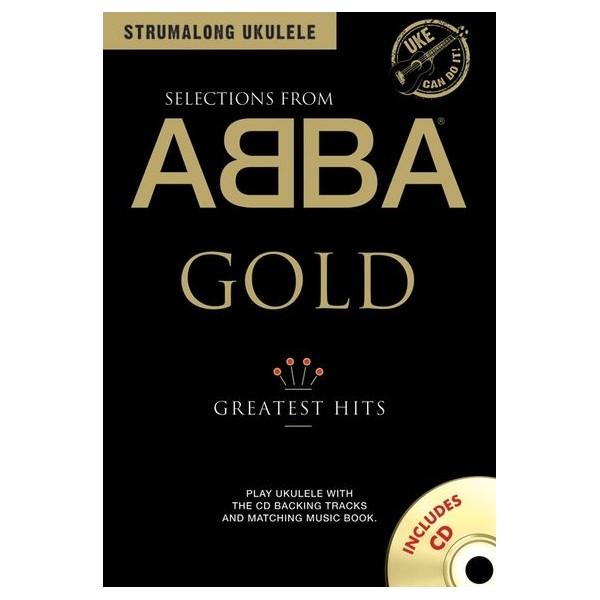 Strumalong Ukulele: Selections From ABBA Gold