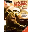Jazz Play-Along Volume 156: Thelonious Monk - Early Gems