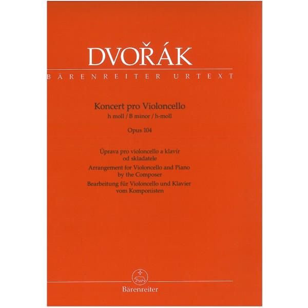 Dvorak, Antonin - Concerto for Cello, op 104