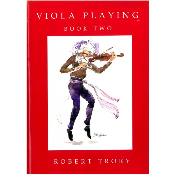 Viola Playing - Book Two