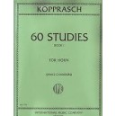 Kopprasch 60 Studies Book 1 for Horn