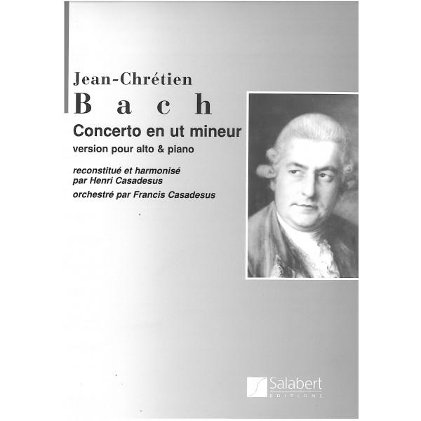 Bach, J. S. - Bach Concerto in C minor