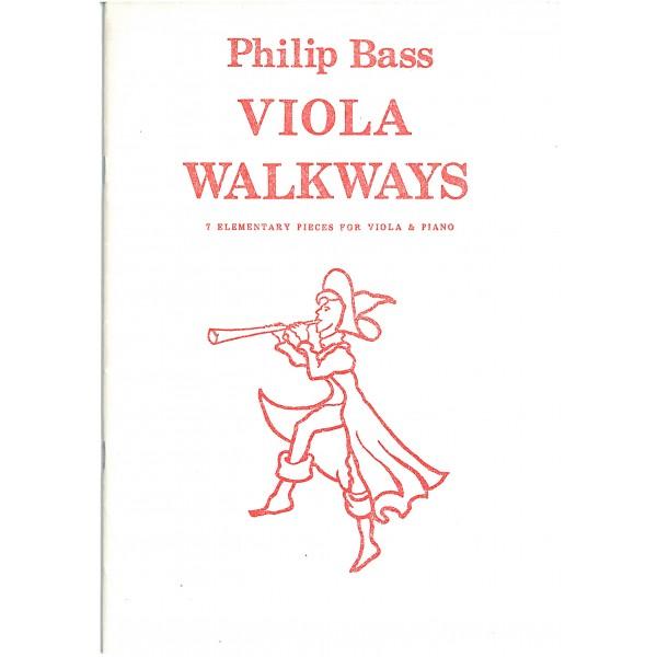Bass, Philip - Viola Walkways