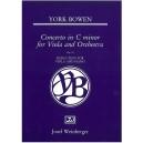 Bowen, York - Concerto in C minor