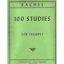 Sachse 100 Studies for Trumpet