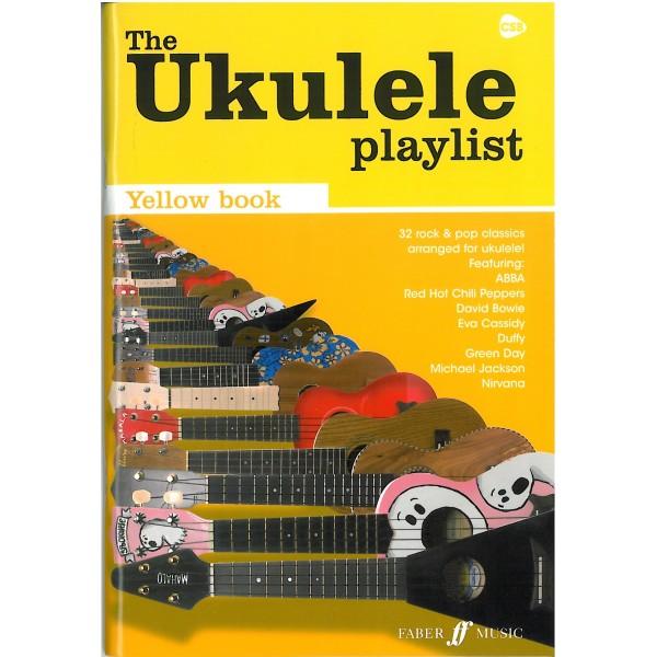 Various - The Ukulele Playlist Yellow Book