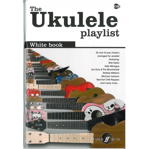 Various - Ukulele Playlist White Book