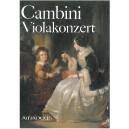 Cambini, Giuseppe - Viola Concerto in D major