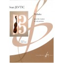 Jevtic, Ivan - Preludes for viola and piano