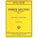 Joachim, Joseph - Hebrew Melodies, op 9