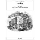 Verdi, Giuseppe - Alzira (v/score)