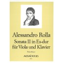 Rolla, Alessandro - Sonata II Eb major