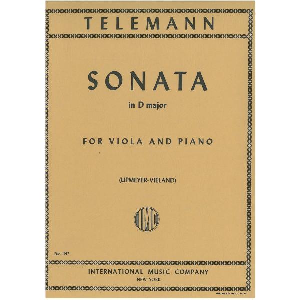 Telemann, Sonata in D major