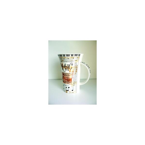 Dunoon Mug - Music
