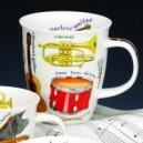 Dunoon Mug - Instruments