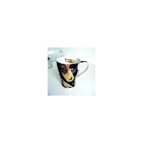 Dunoon Mug - Brass