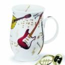 Dunoon Mug - Guitar