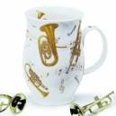 Dunoon Mug - Trumpet
