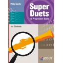 Super Duets for Clarinet (Philip Sparke)