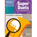 Super Duets for Trombone (Philip Sparke)  TClef
