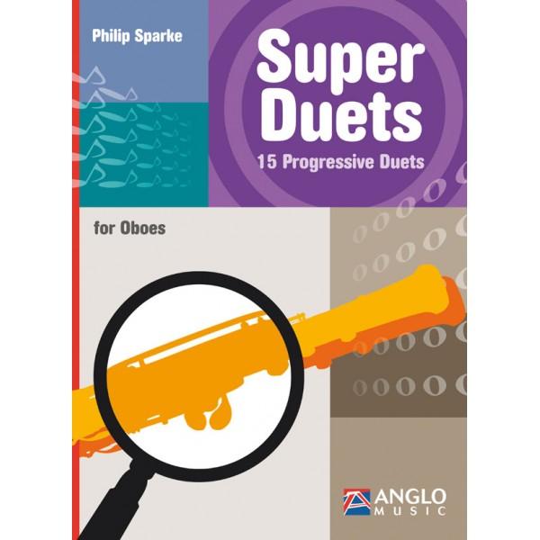 Super Duets for Oboe (Philip Sparke)