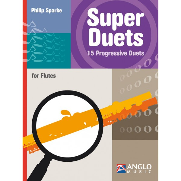 Super Duets for Flute (Philip Sparke)