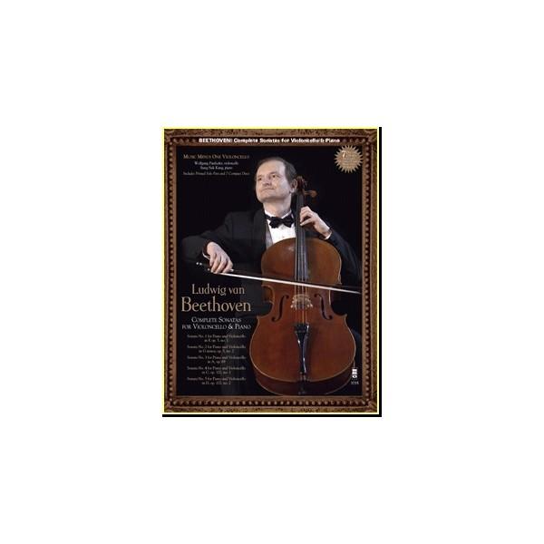 BEETHOVEN: Complete Violoncello Sonatas