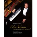 CLARA SCHUMANN Piano Concerto in A minor, op. 7 - Music Minus One