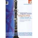 Repertoire Explorer Clarinet Book 2 by James Rae