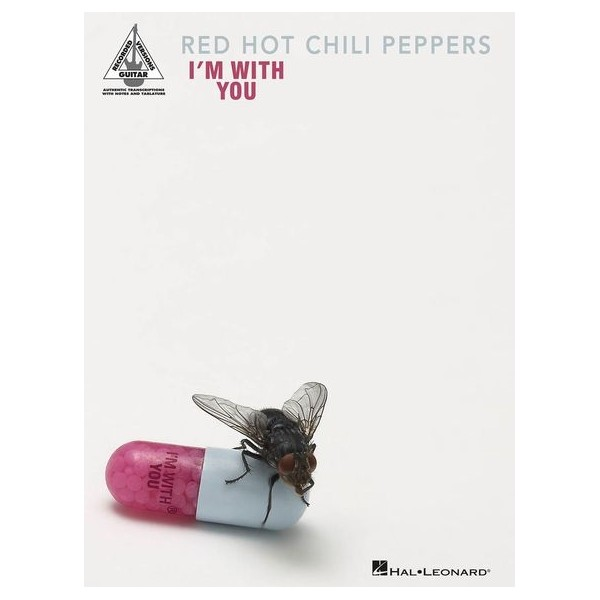 Red Hot Chili Peppers: Im With You (TAB)