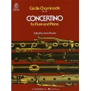Cecile Chaminade: Concertino For Flute And Piano Op.107 - Chaminade, Cecile (Artist)