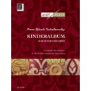 Tschaikowsky Album for Children arranged for Flute and Piano