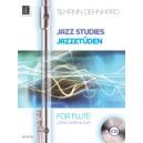 Tilman Dehnhard Jazz Studies for Flute (Listen Learn and Play)