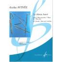 Avinee, Nicolas - Le chateau hante (Flute Dectet)
