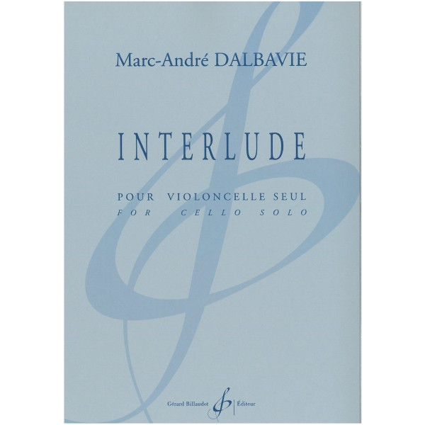 Dalbavie, Marc-André - Interlude