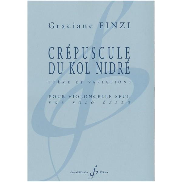 Finzi, Graciane - Crepuscule du Kol Nidre