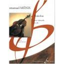 Menis, Emmanuel - Underline pour violoncelle