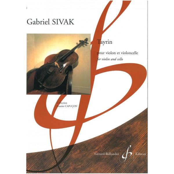 Sivak, Gabriel - Tayrin