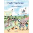 Fiddle Time Scales 1, Revised Edition - Blackwell, Kathy  Blackwell, David