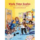 Viola Time Scales, revised edition - Blackwell, Kathy  Blackwell, David