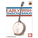 Mackillop, Rob - Early Irish-American Banjo