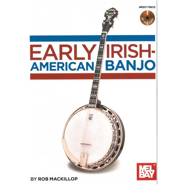 Mackillop, Rob - Early Irish-American Banjo